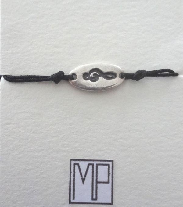 Armband-Violinschlüssel